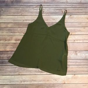 Green Topshop Tank
